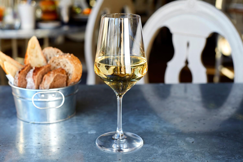 Veganuary wine