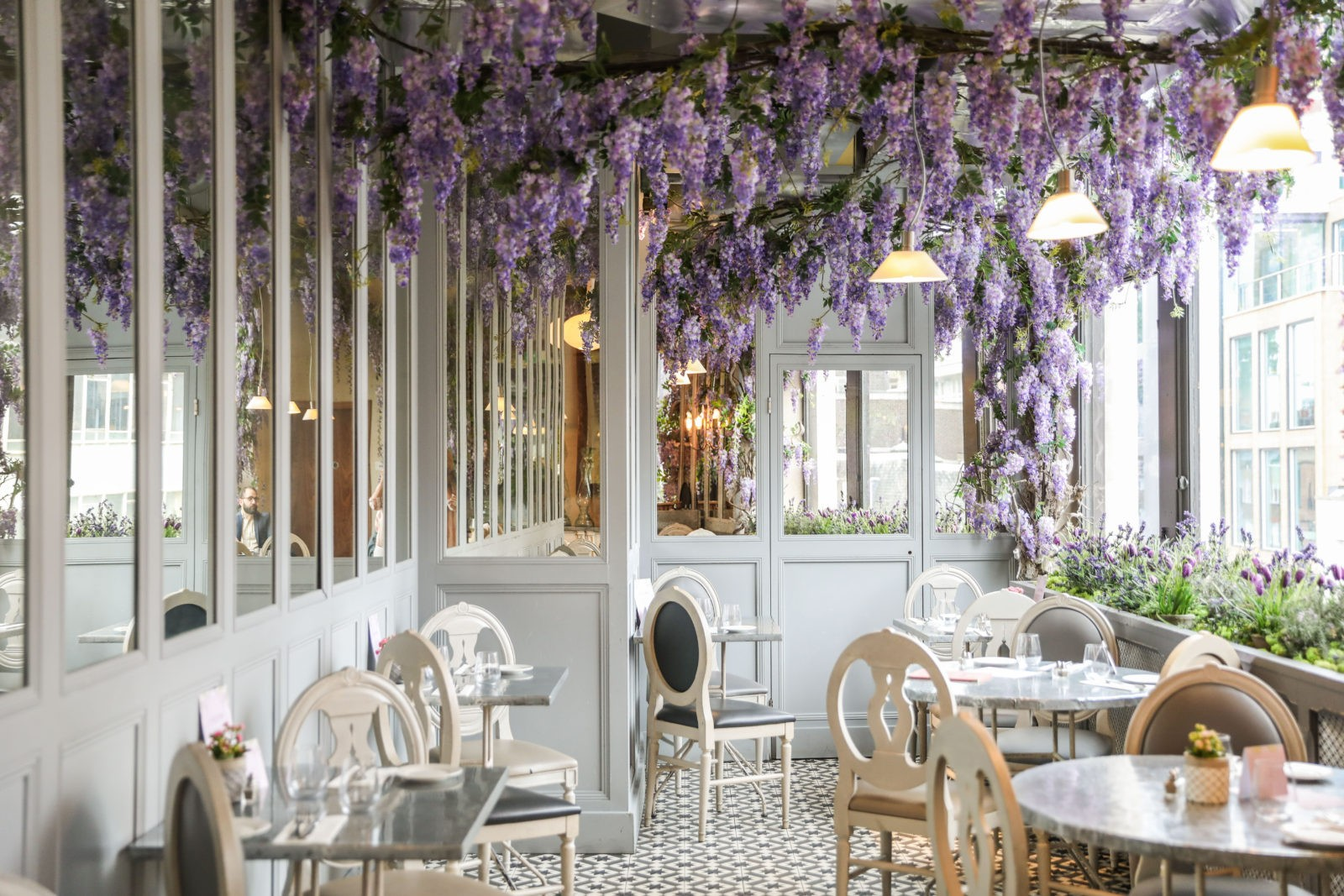 Garden Walk Dining: French Restaurants